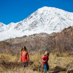 Bishop, California, USA